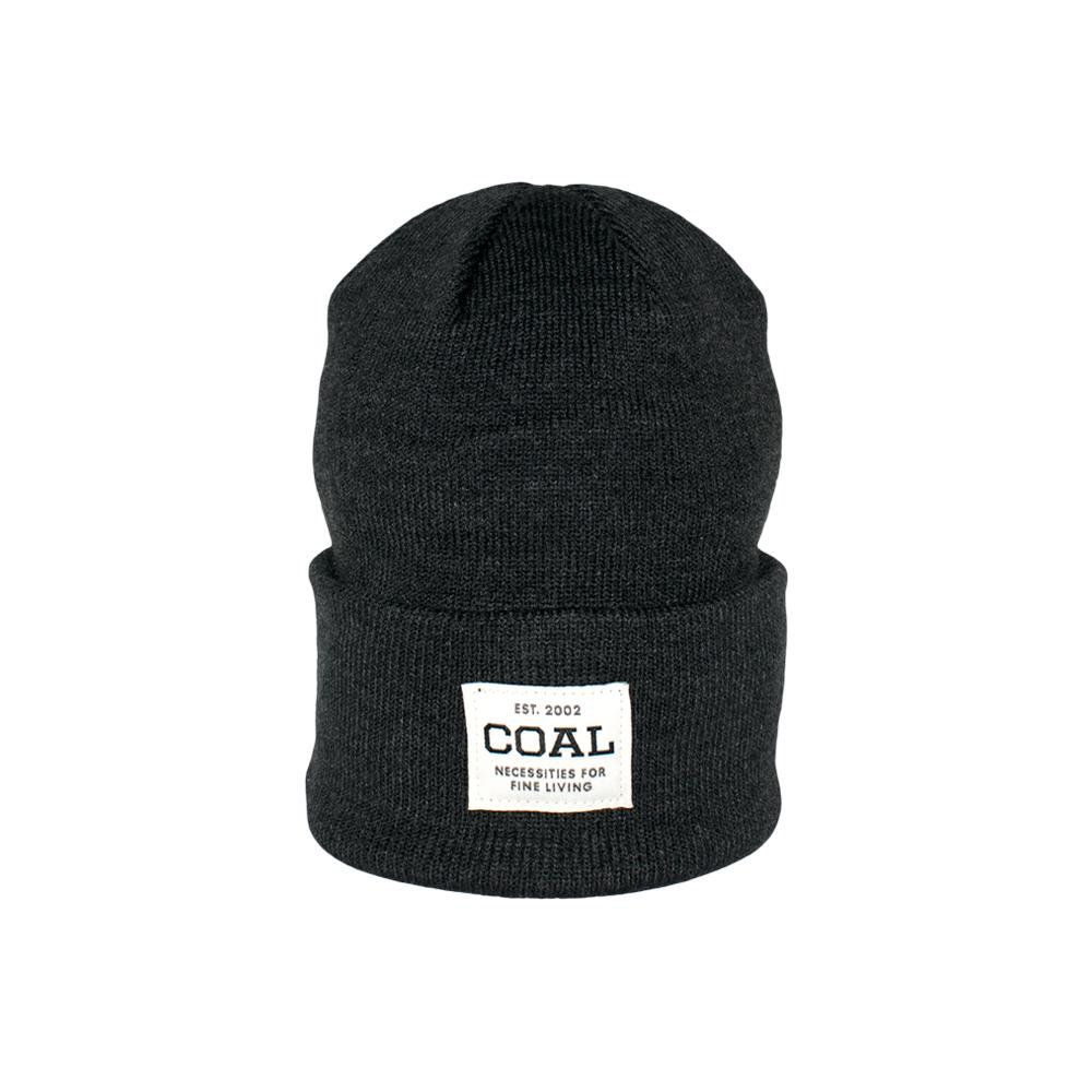 Coal - The Uniform - Fold Up Beanie - Charcoal