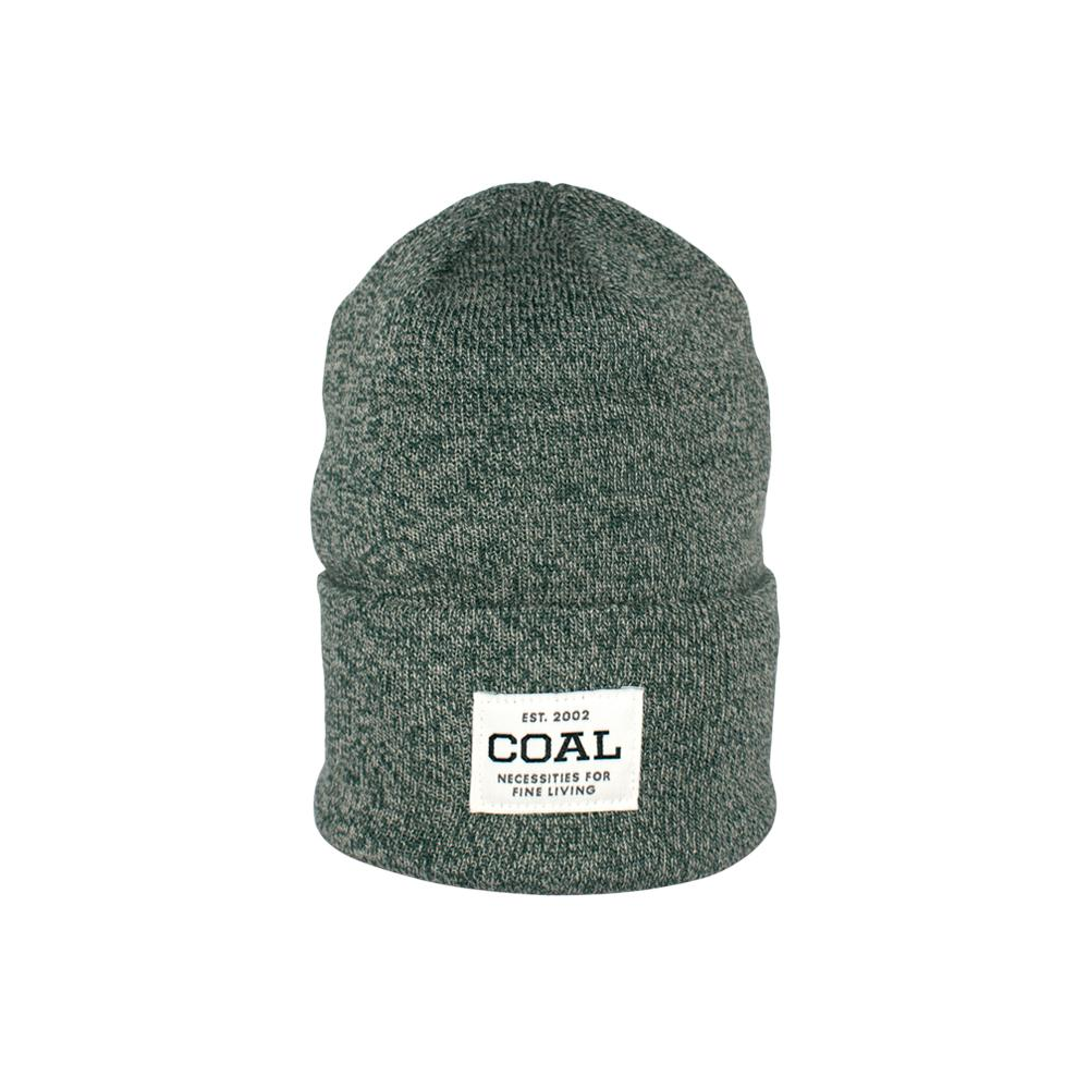 Coal - The Uniform - Fold Up Beanie - Hunter Green Marl