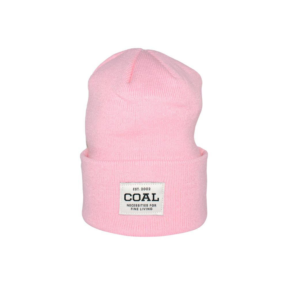 Coal - The Uniform - Fold Up Beanie - Pink