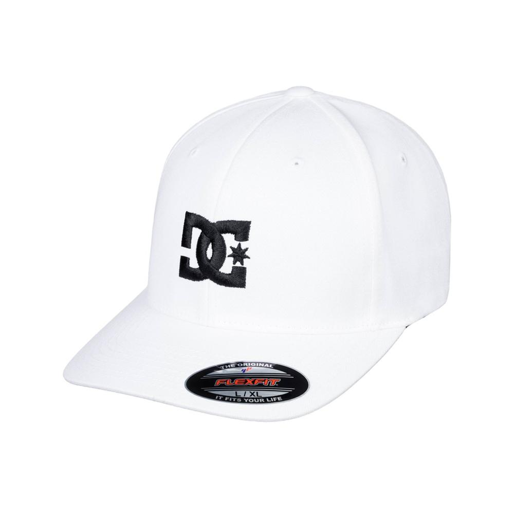 DC - Cap Star 2 - Flexfit - White/Black
