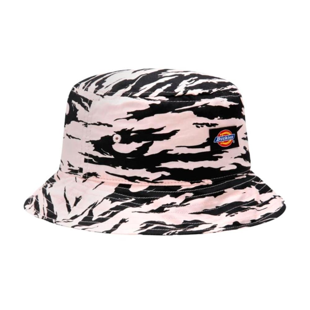 Dickies - Quamba - Bucket Hat - Light Pink/Black