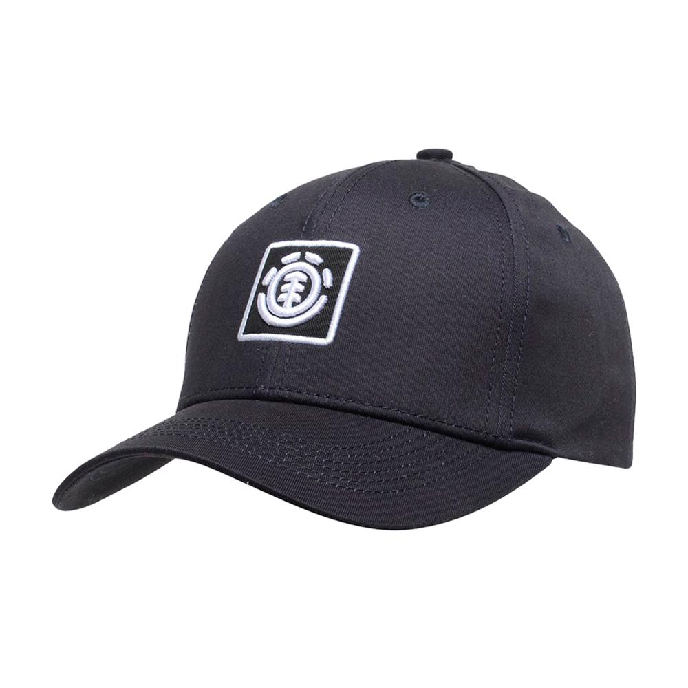 Element - Treelogo Boys Cap - Snapback - Eclipse Navy/Black
