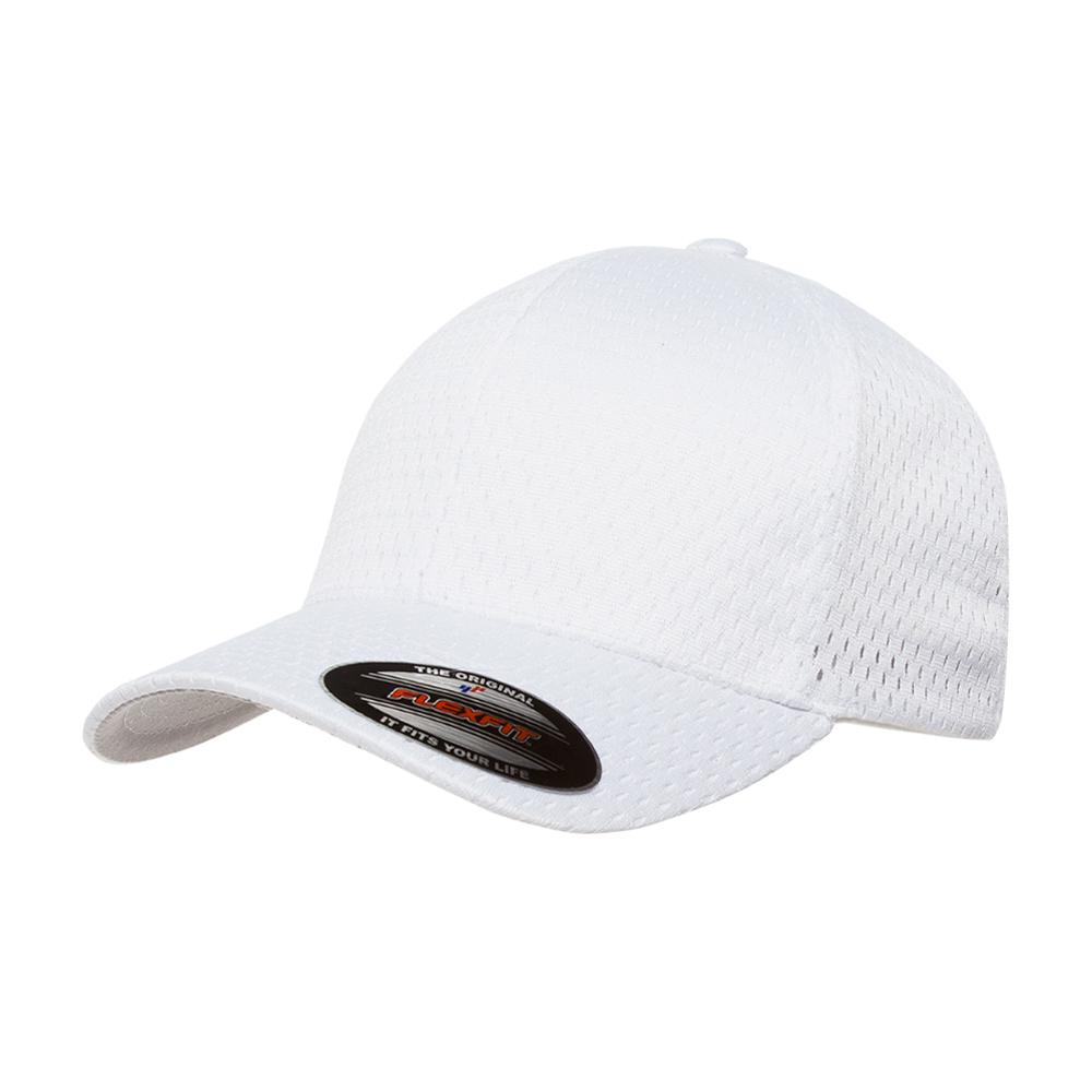 Flexfit - Baseball Athletic - Flexfit - White