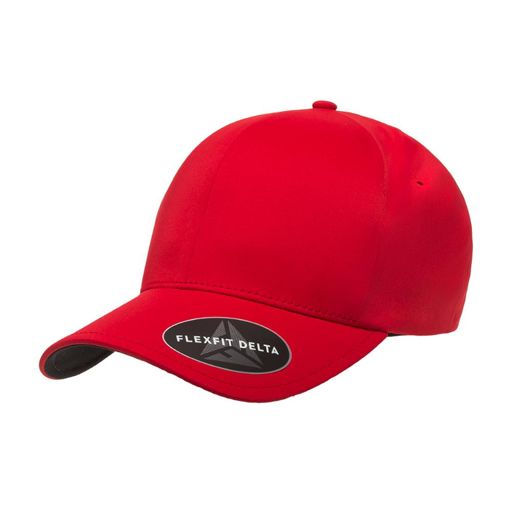 Flexfit - Baseball Delta - Flexfit - Red