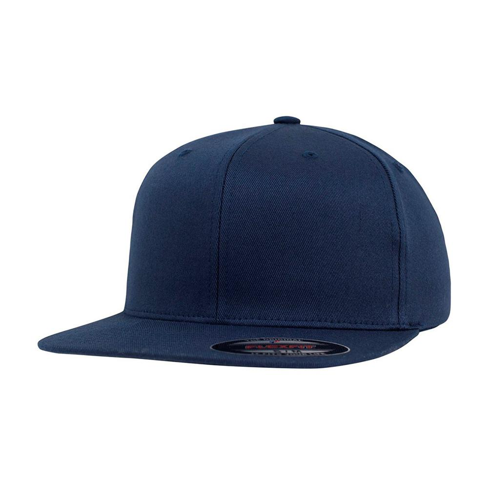 Flexfit - Baseball Flat Visor - Flexfit - Navy
