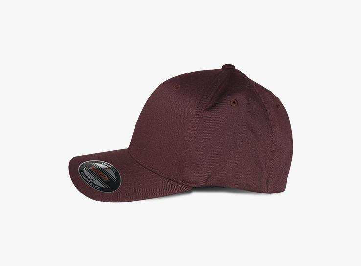 Flexfit - Baseball Original - Flexfit - Maroon