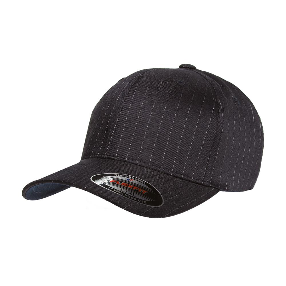 Flexfit - Baseball Pinstripe - Flexfit - Dark Navy