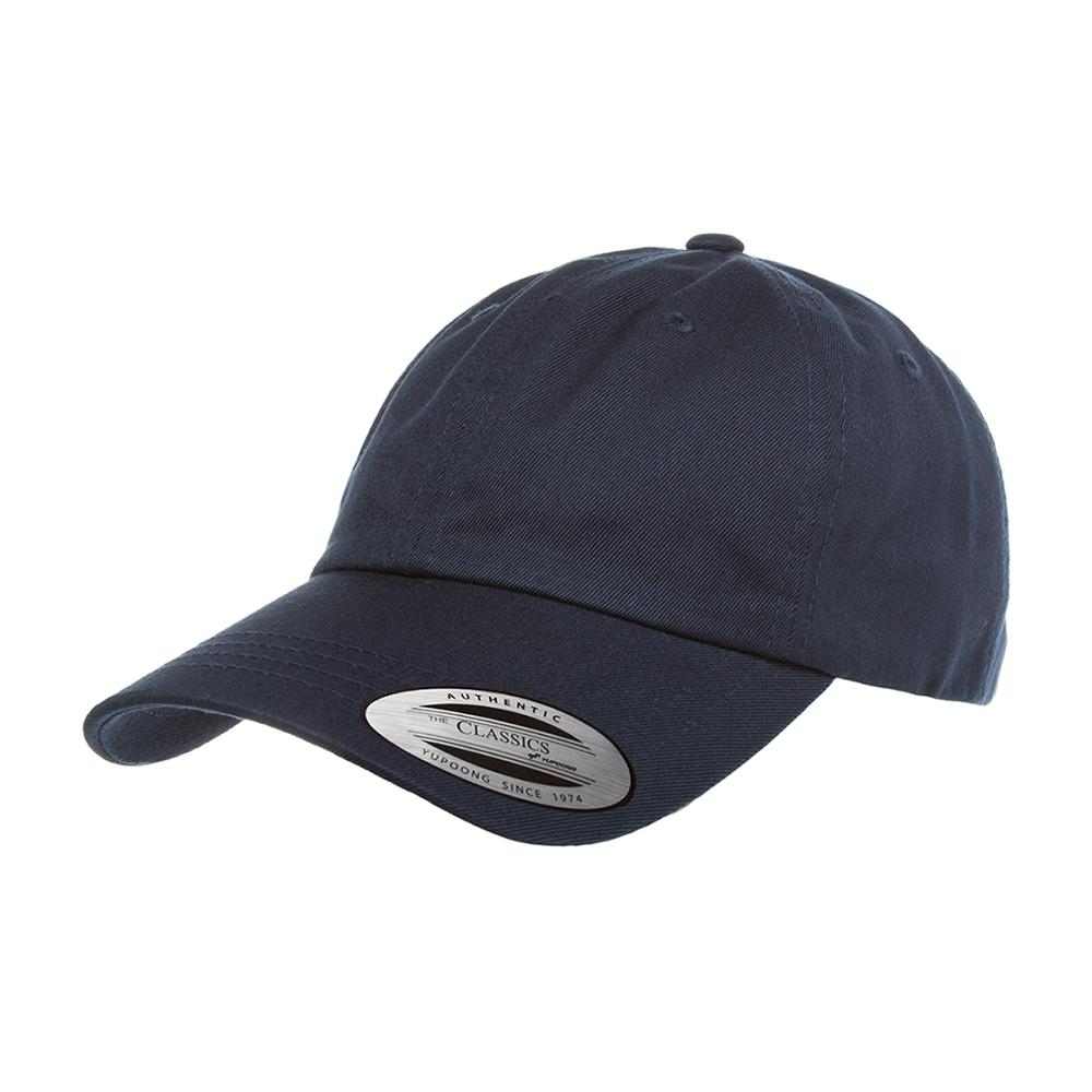 Yupoong - Dad Cap - Adjustable - Navy