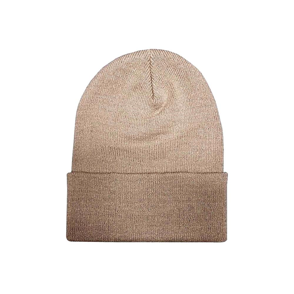 Yupoong - Fold Up Beanie - Croissant