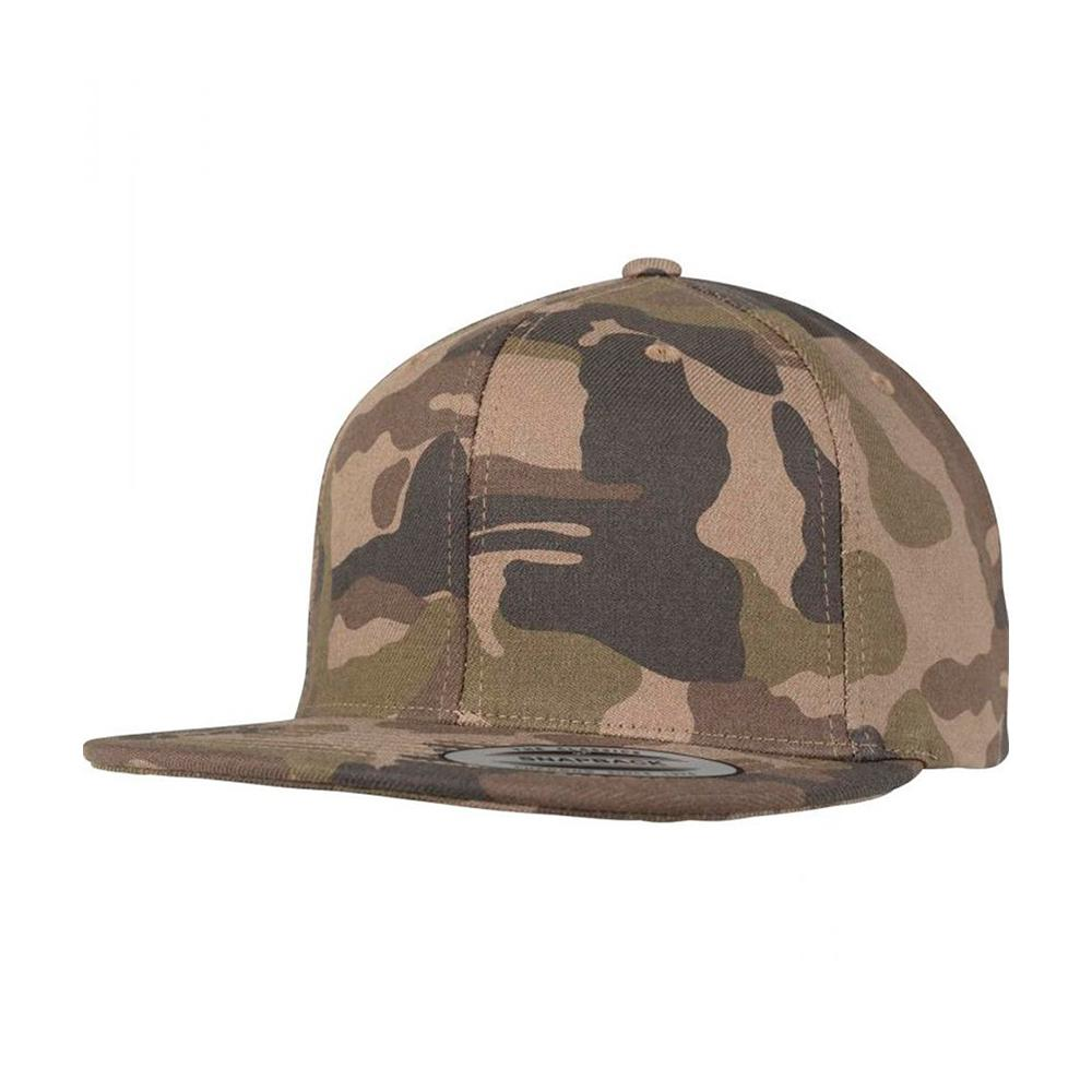 Yupoong - Special - Snapback - Desert Camo