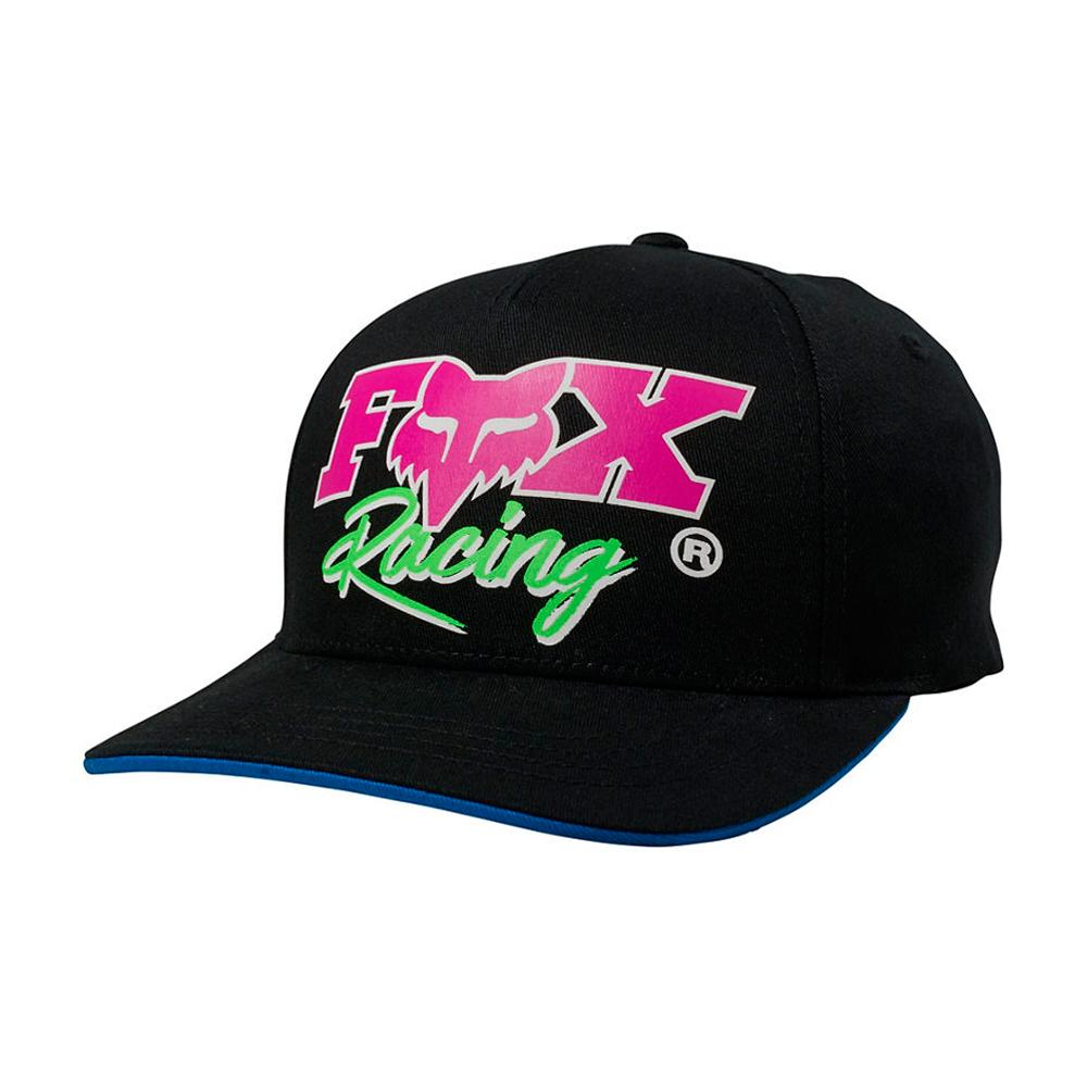 Fox - Castr Youth - Flexfit - Black