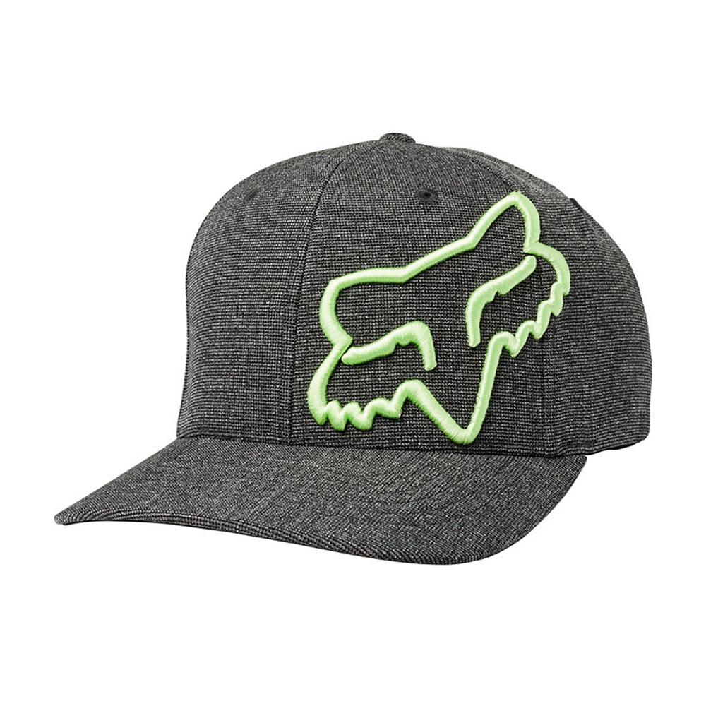 Fox - Clouded - Flexfit - Black/Green