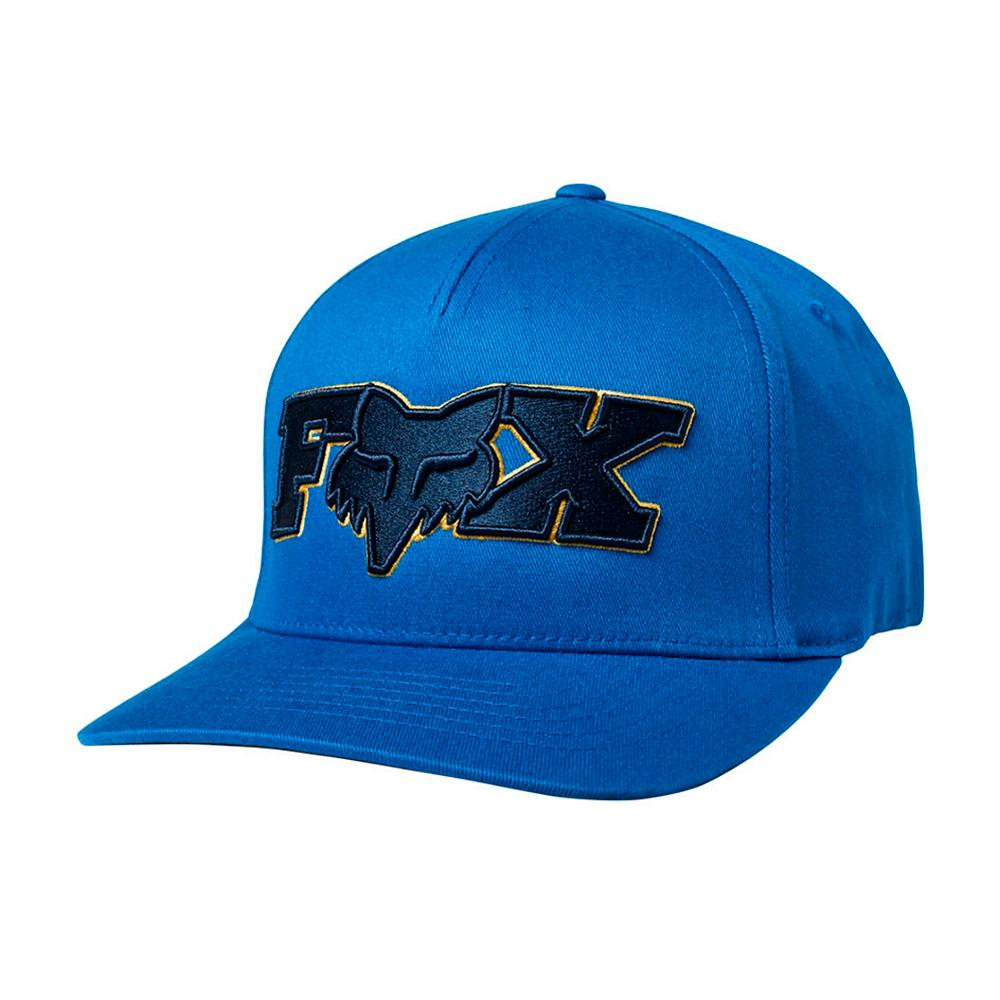 Fox - Ellipsoid - Flexfit - Royal Blue