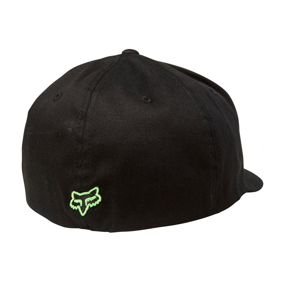 Fox - Flex 45 - Flexfit - Black/Green