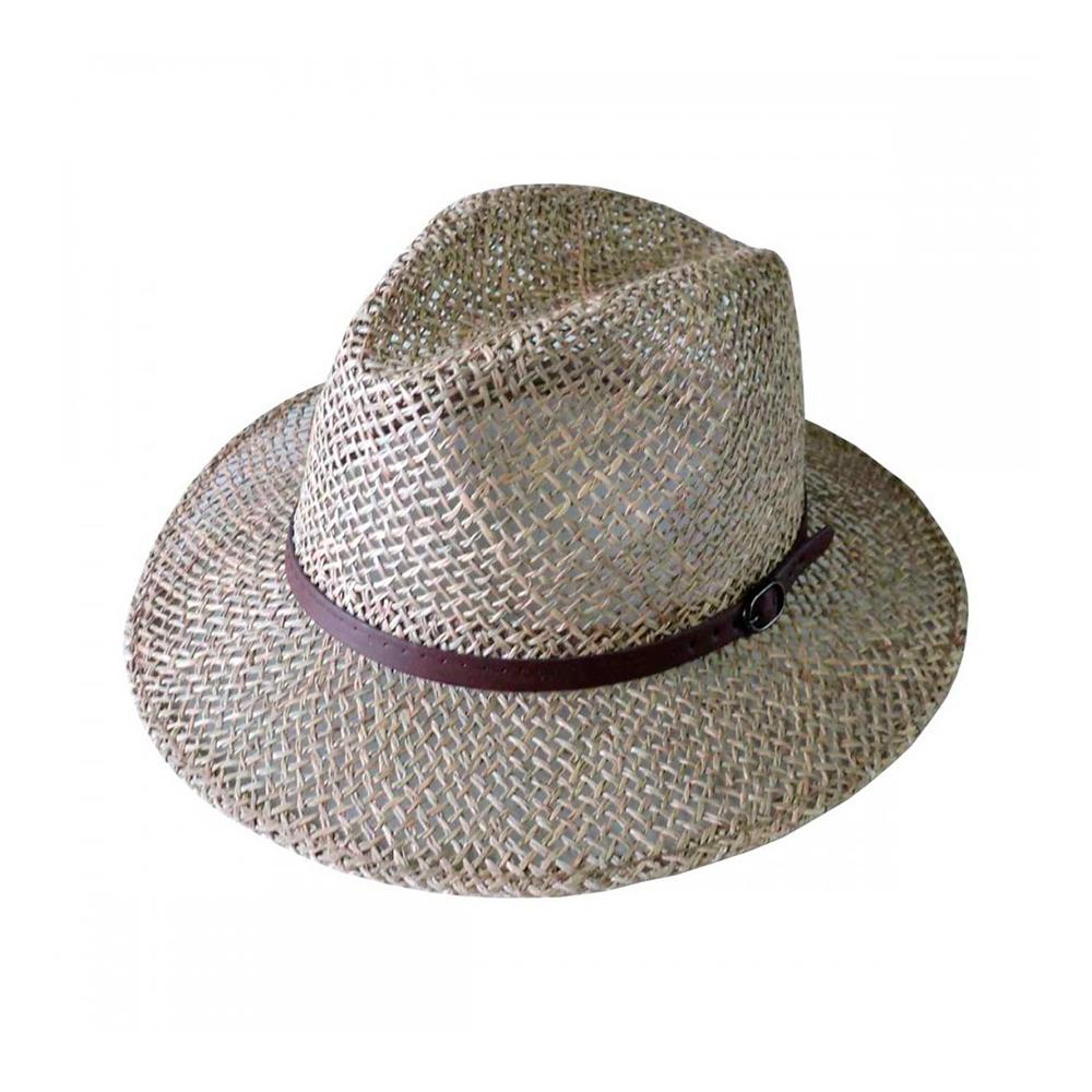 Headzone - Straw Hat - Tan