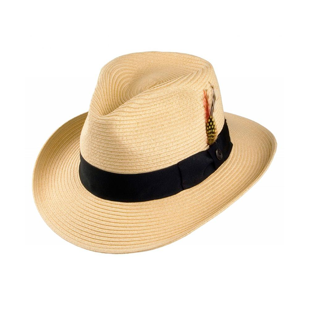 Jaxon & James - Summer C Crown - Straw Hat - Natural