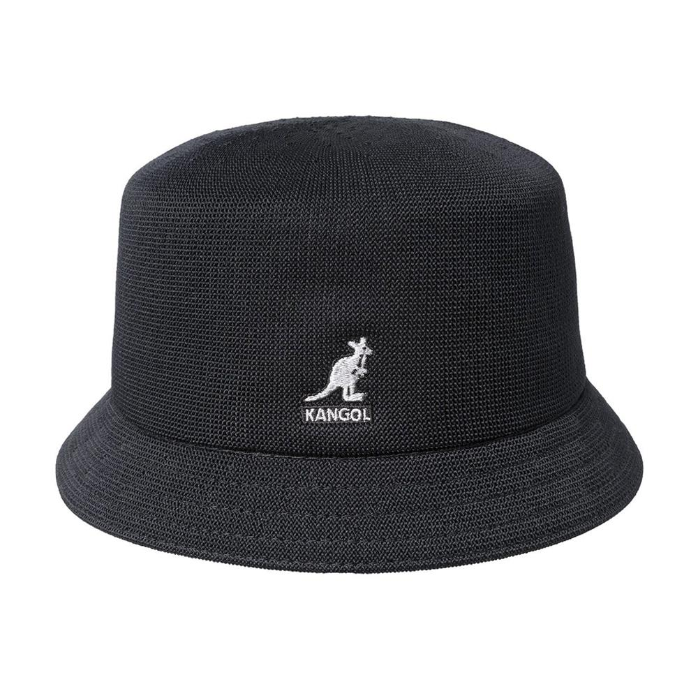Kangol - Tropic Bin - Bucket Hat - Black