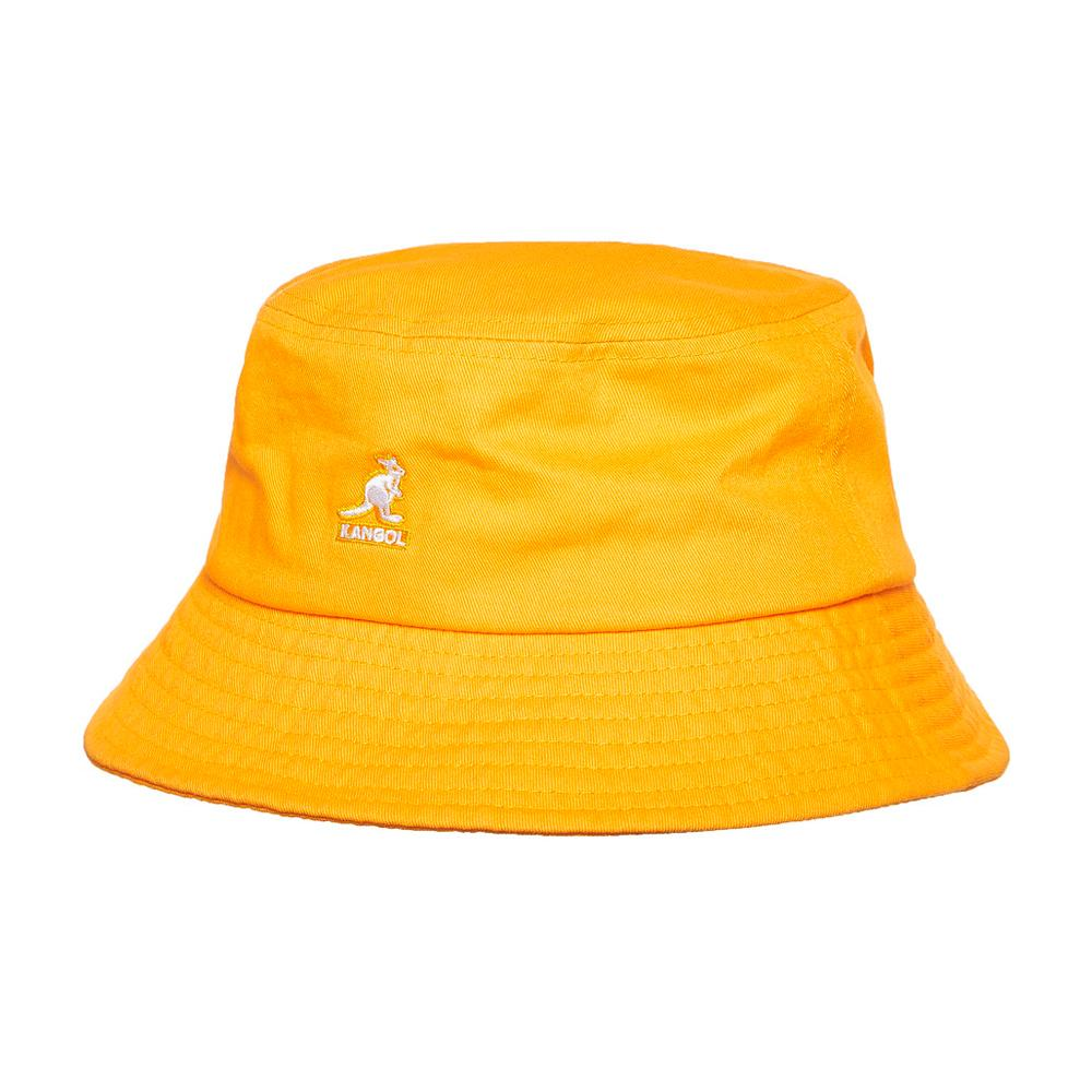 Kangol - Washed - Bucket Hat - Marigold