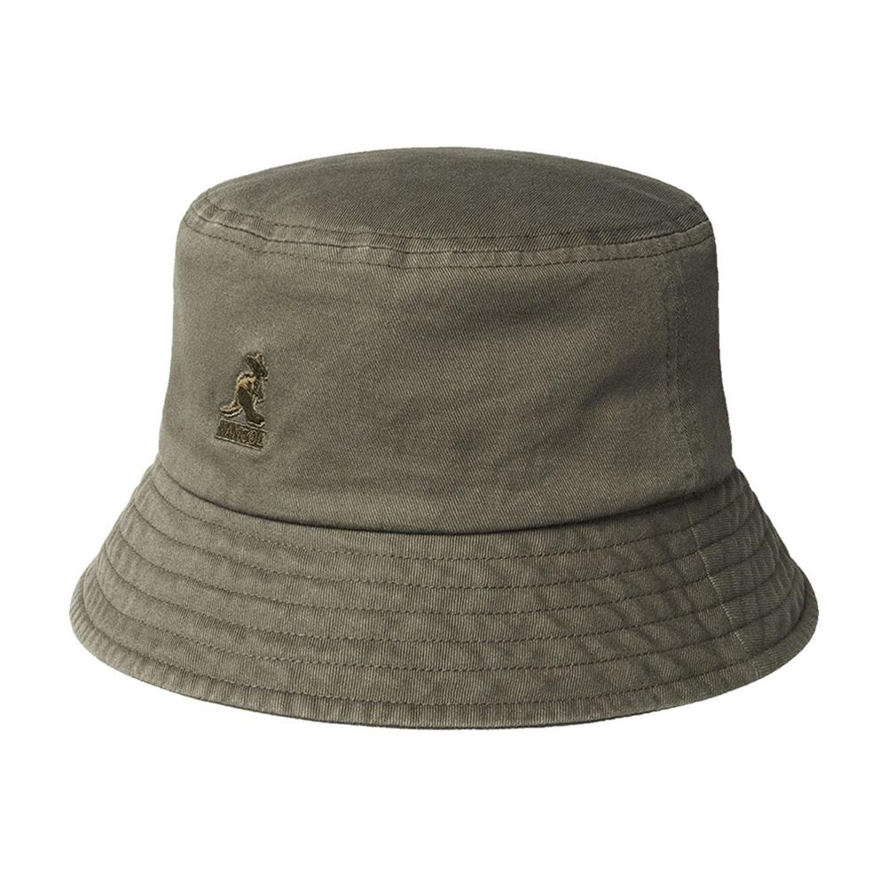 Kangol - Washed - Bucket Hat - Smog