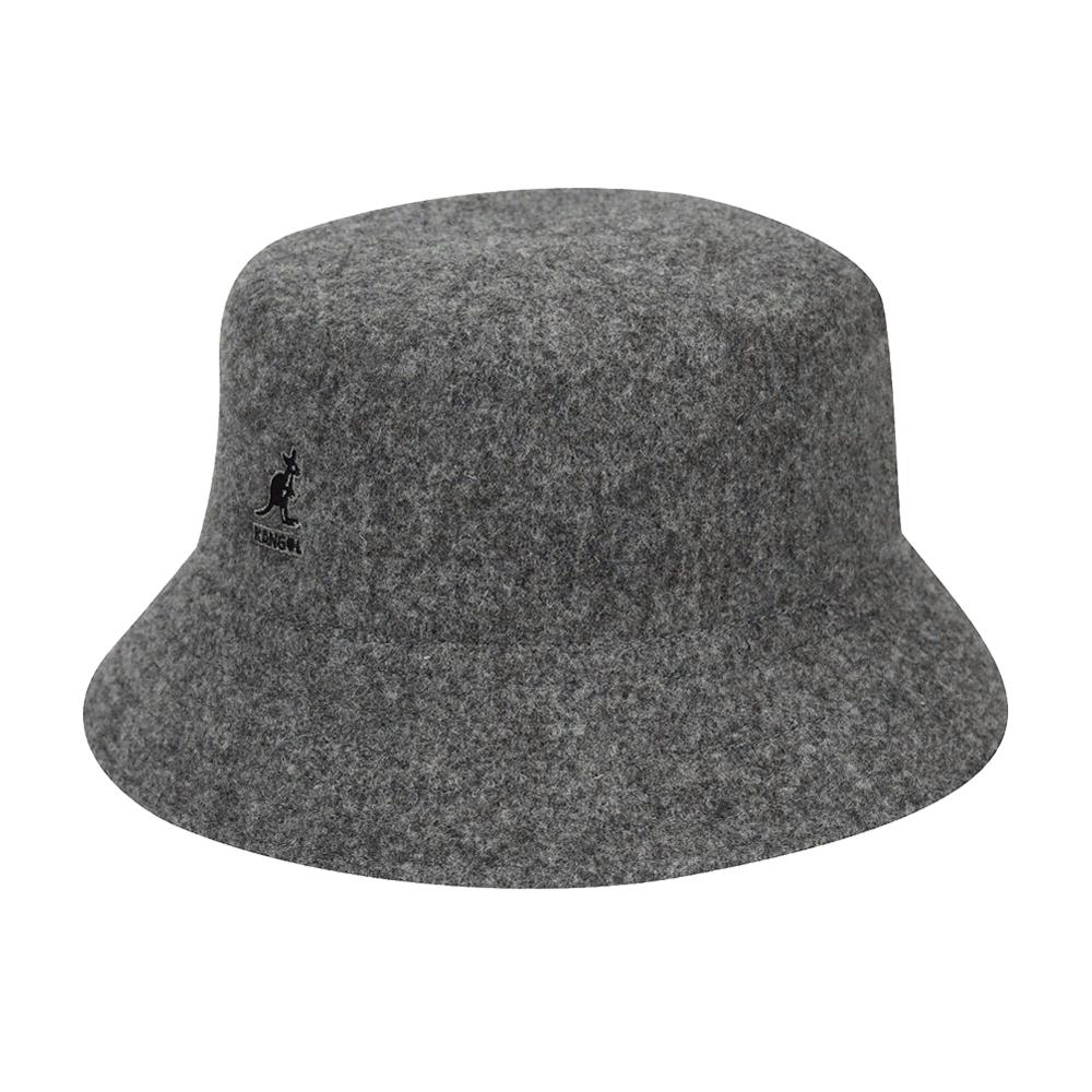 Kangol - Wool Lahinch - Bucket Hat - Flannel Grey