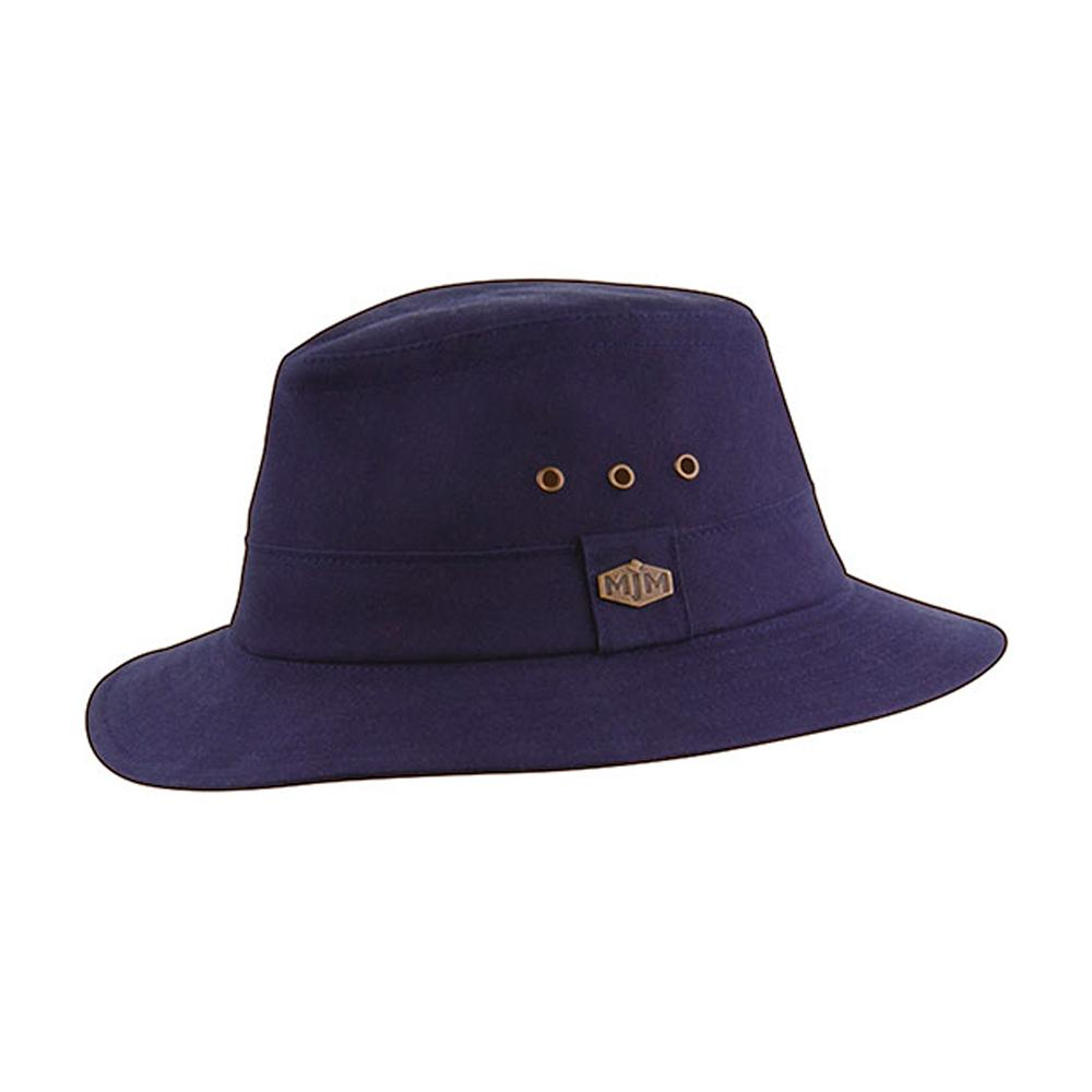 MJM Hats - Assen 58026 - Traveller Hat - Navy
