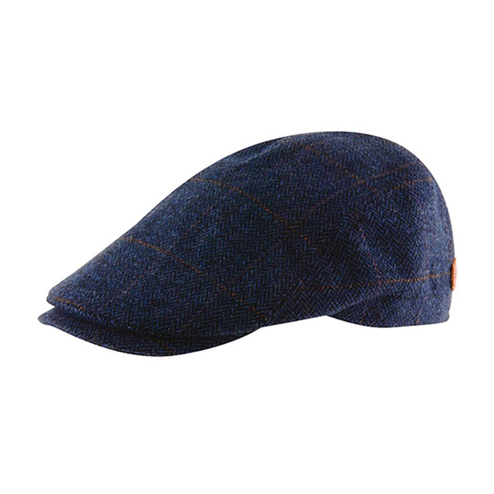 MJM Hats - Bang - Sixpence/Flat Cap - Blue