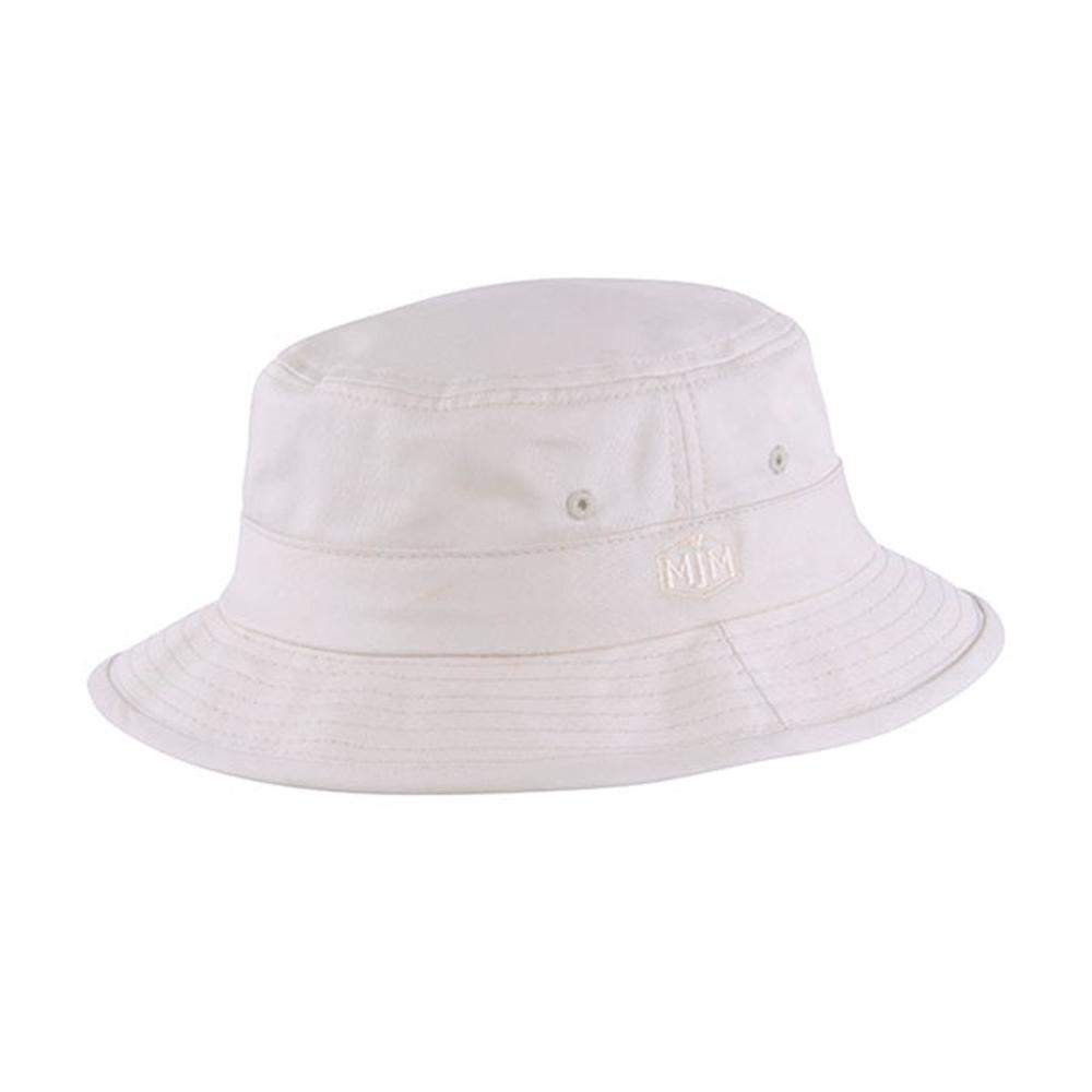 MJM Hats - Uden 10185 - Bucket Hat - Off White