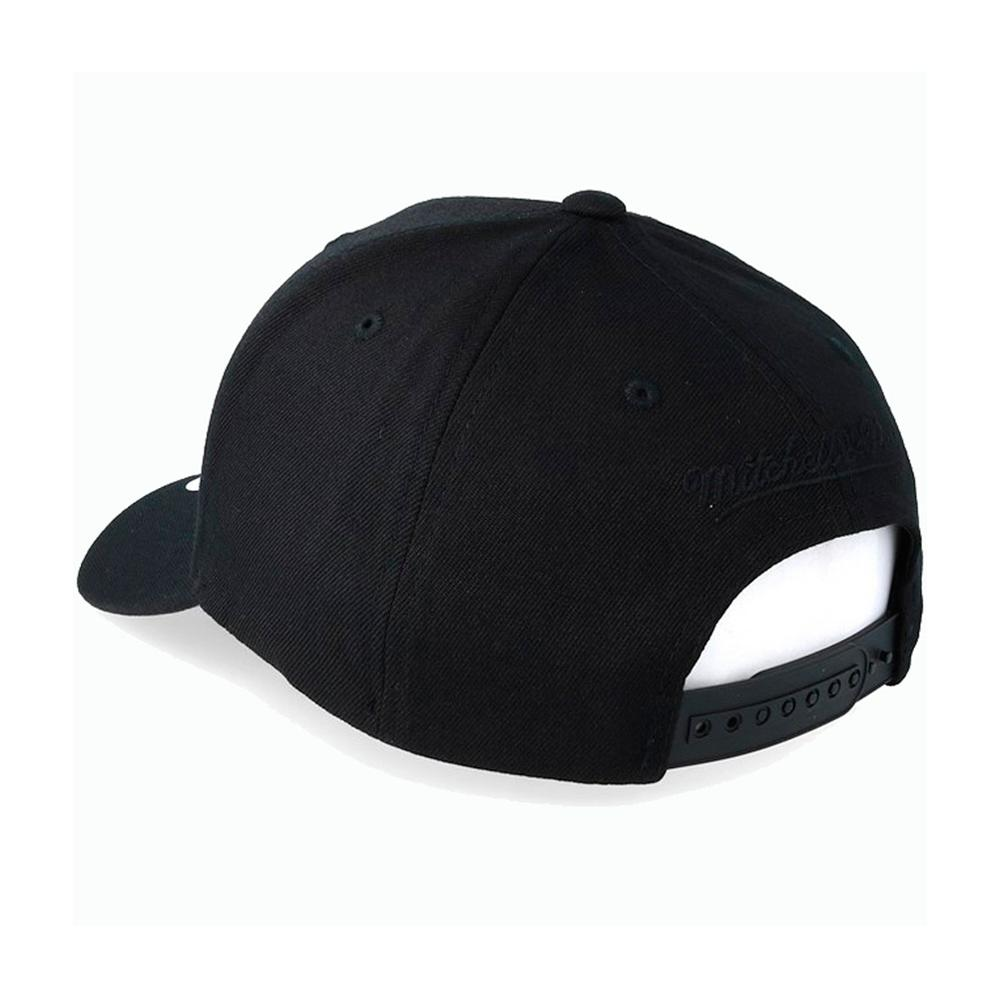 Mitchell & Ness - Chicago Bulls - Snapback - Black/Black