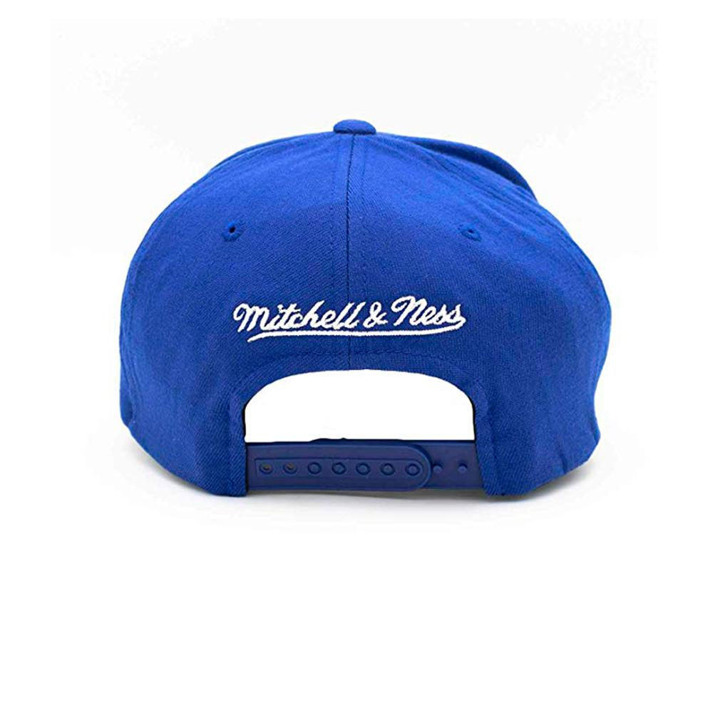 Mitchell & Ness - Golden State Warriors Team Arch Pinch Panel 110 - Snapback - Blue