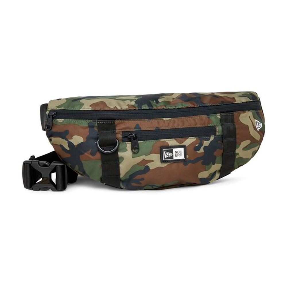 New Era - Waist Bag Light - Bag - Woodland Camo