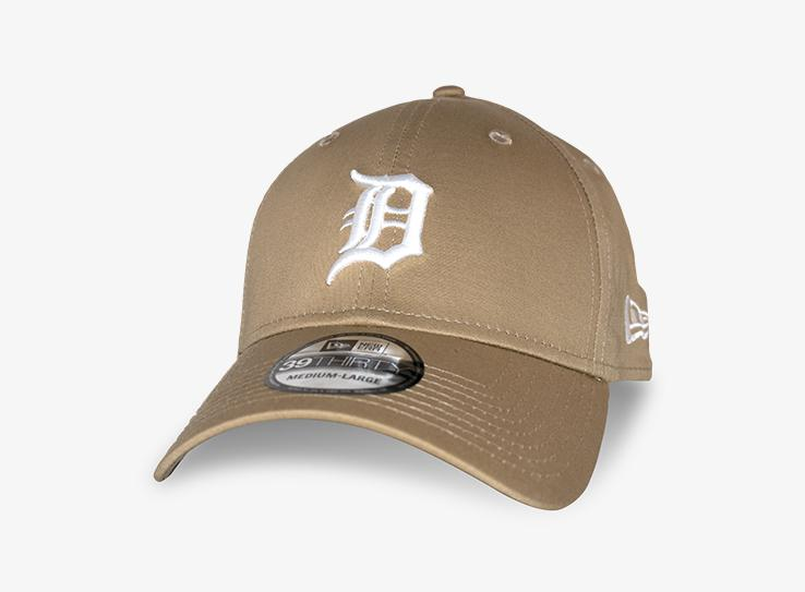 New Era - Detroit Tigers 39Thirty - Flexfit - Khaki