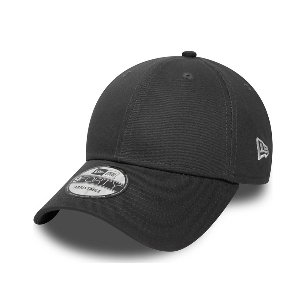 New Era - Basic Cap 9Forty - Adjustable - Grey