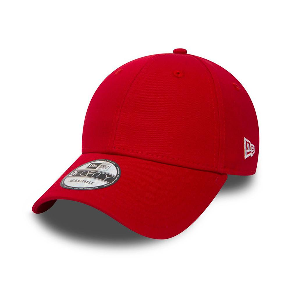 New Era - Basic Cap 9Forty - Adjustable - Red