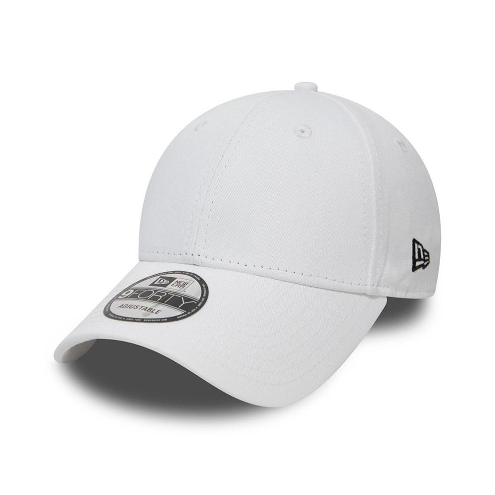 New Era - Basic Cap 9Forty - Adjustable - White