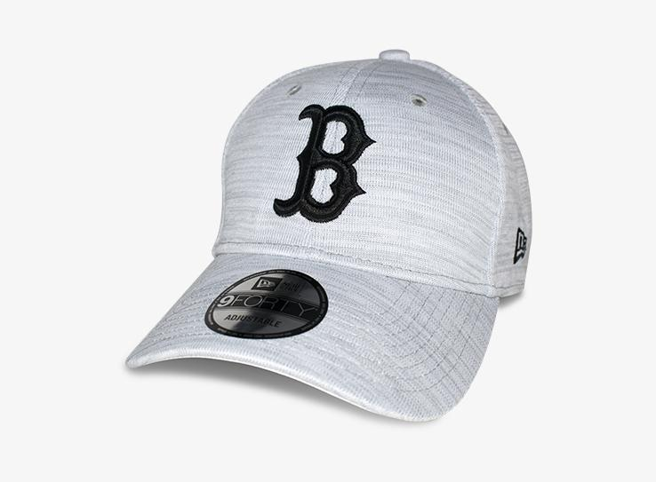 New Era - Boston Red Sox Engineered - Adjustable - White/Black