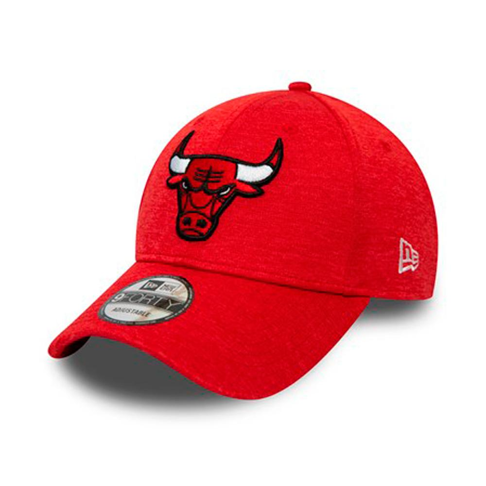 New Era - Chicago Bulls 9Forty Shadow Tech - Adjustable - Red