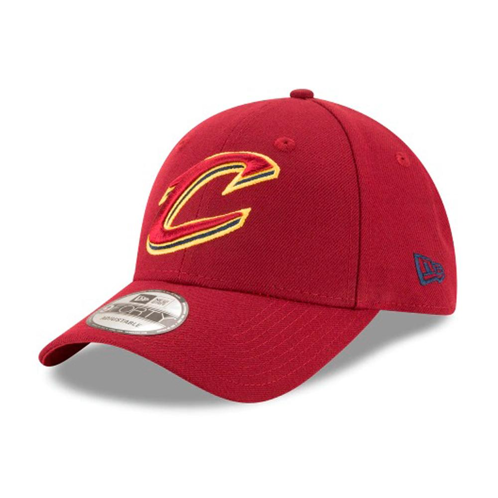 New Era - Cleveland Cavaliers 9Forty The League - Adjustable - Maroon