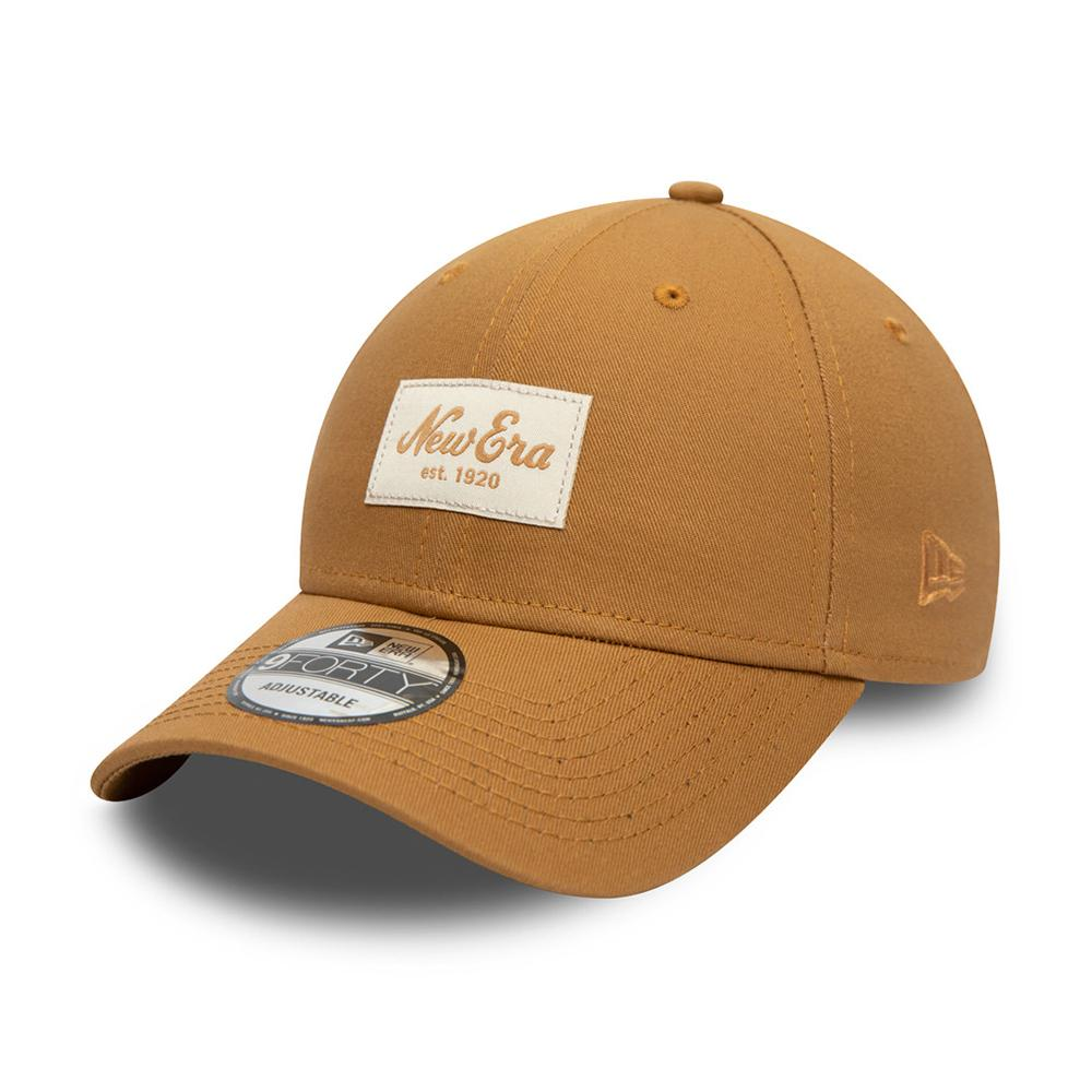 New Era - Colour 9Forty Essential - Adjustable - Beige