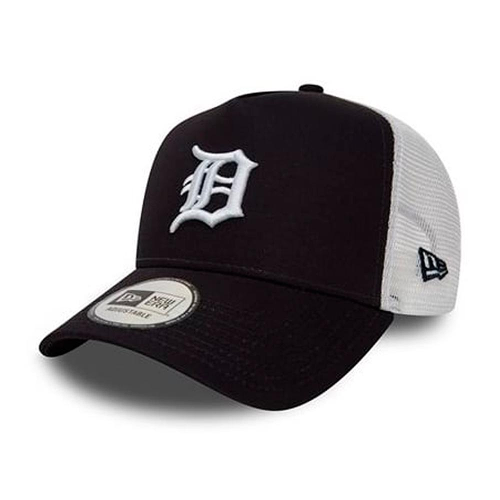 New Era - Detroit Tigers Essential - Trucker/Snapback - Navy/White