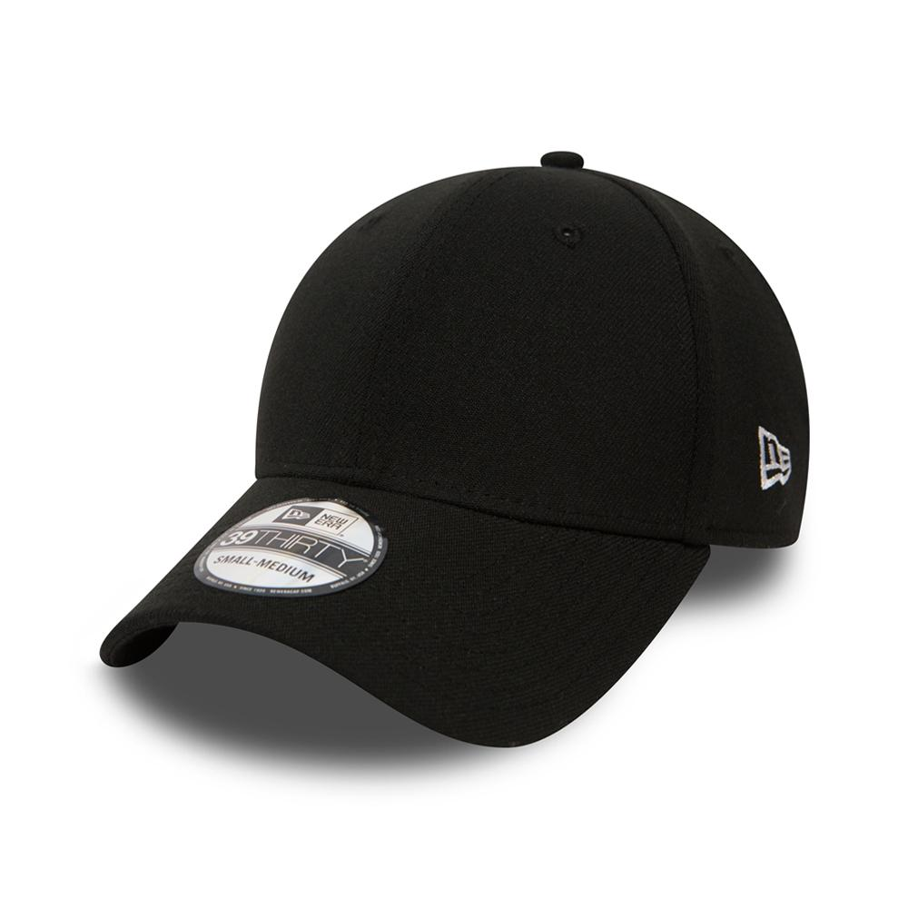 New Era - Flag Basic Cap 39Thirty - Flexfit - Black