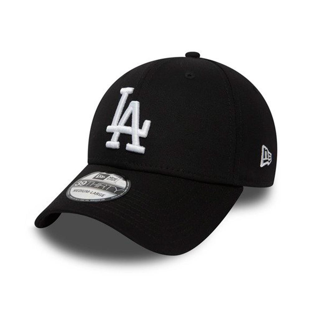 New Era - LA Dodgers 39Thirty - Flexfit - Black