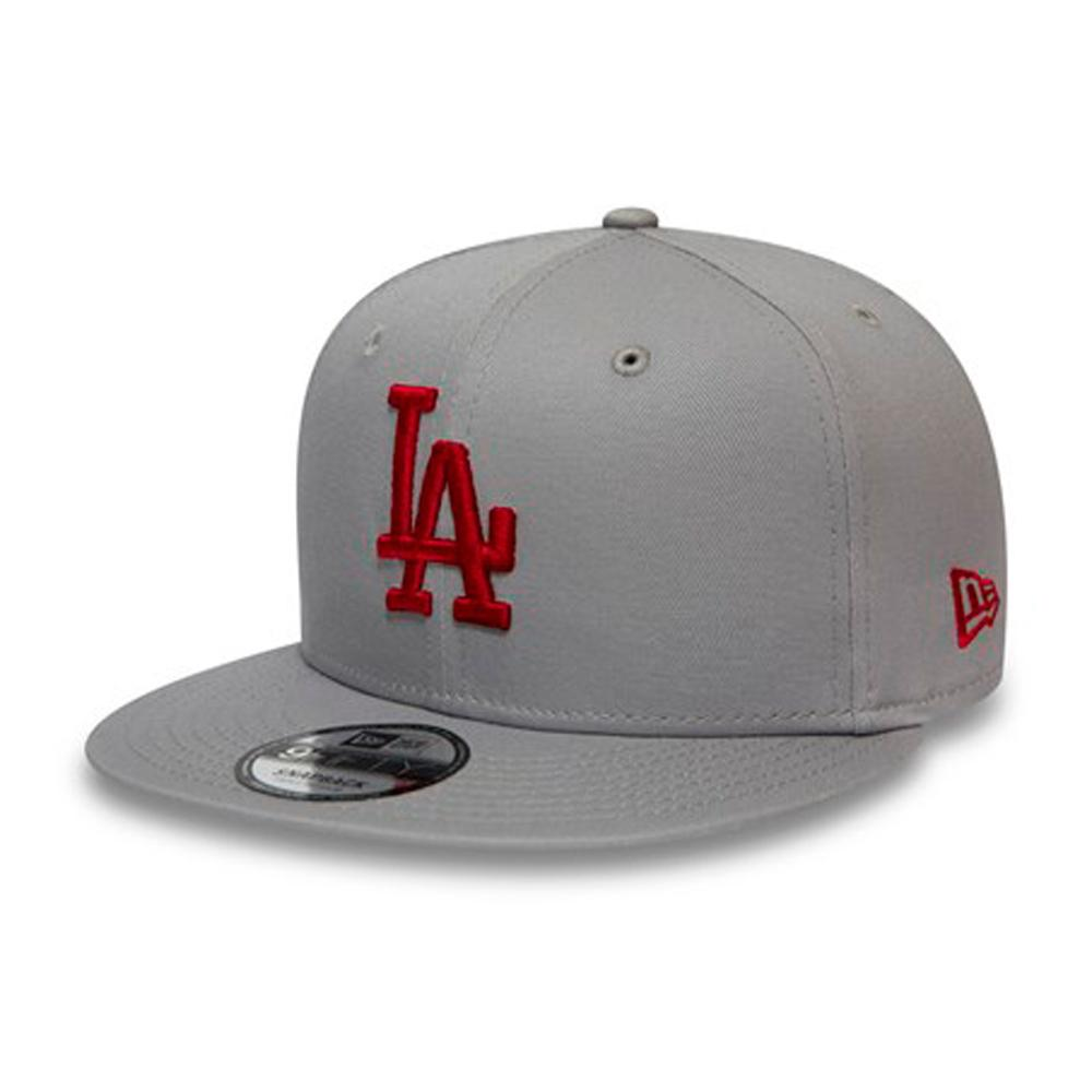 New Era - LA Dodgers Essential 9Fifty - Snapback - Grey/Red