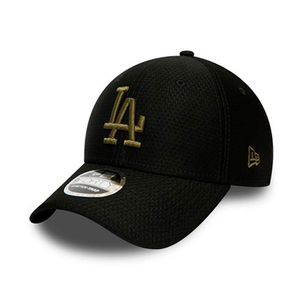 New Era - LA Dodgers Stretch Snap 9Forty - Snapback - Black/Olive