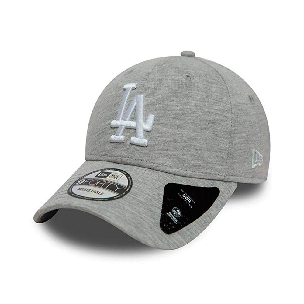 New Era - LA Dodgers Winterised 9Forty - Adjustable - Grey