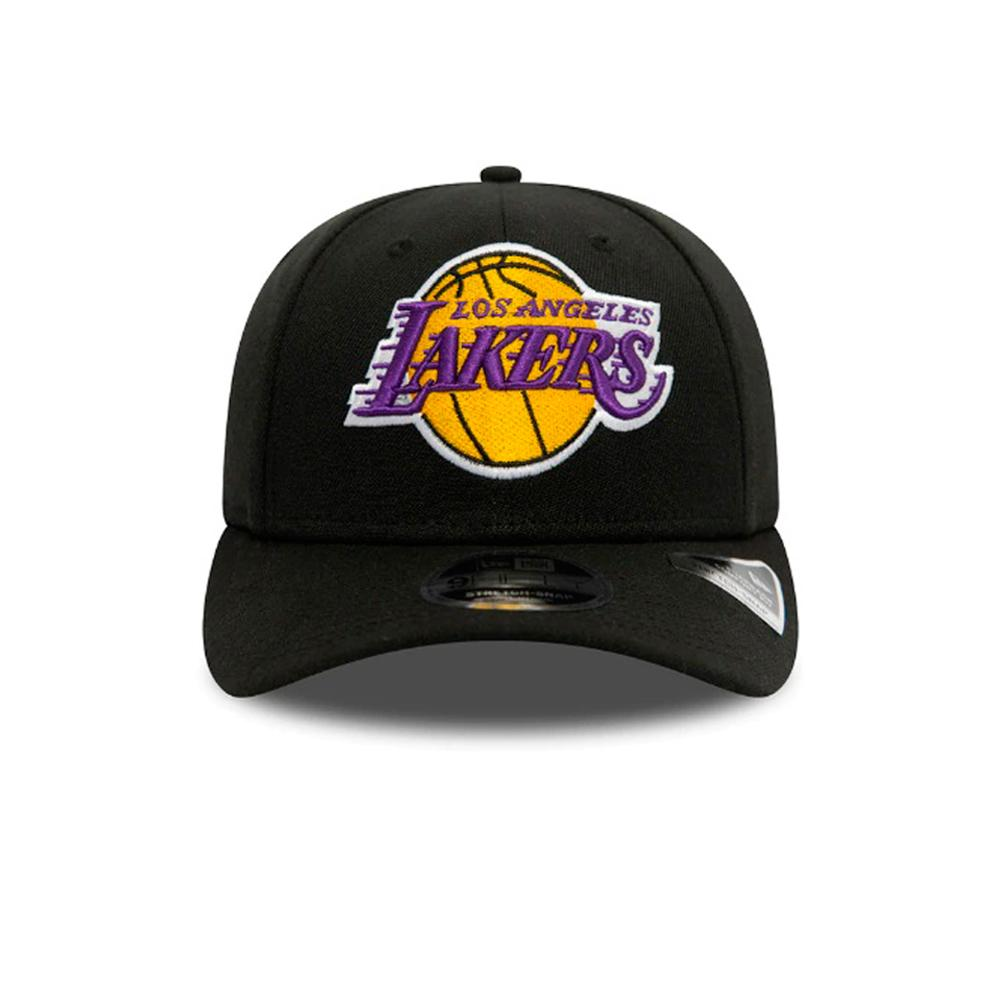 New Era - LA Lakers 9Fifty Stretch Snap - Snapback - Black