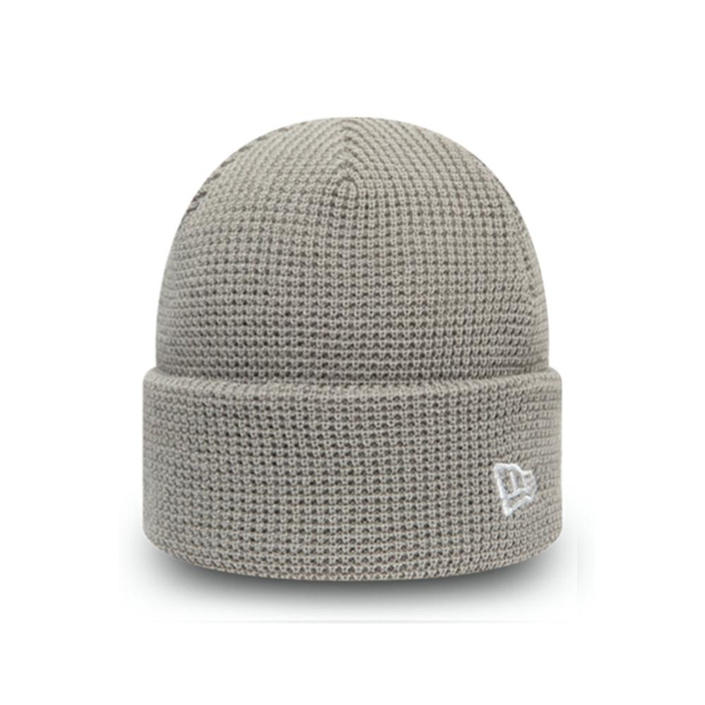 New Era - NE Short Knit - Beanie - Grey