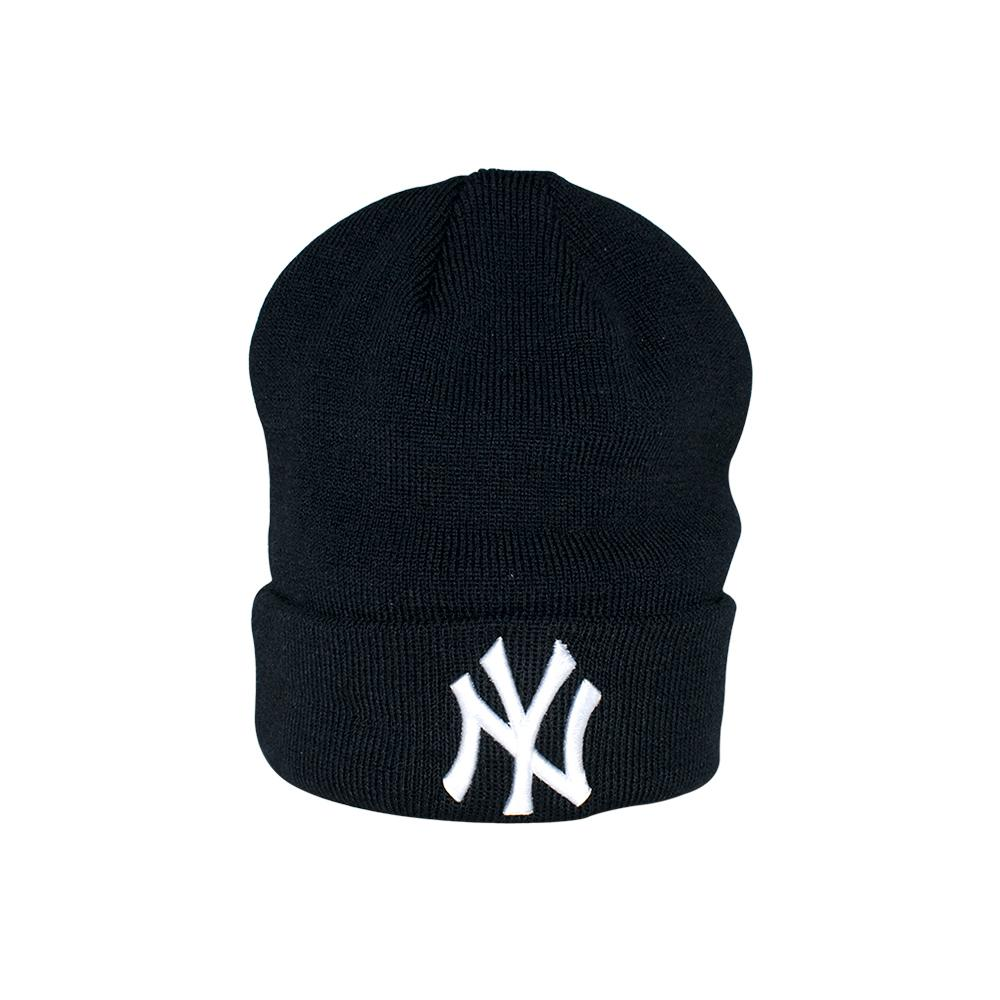 New Era - NY Basic Knit - Beanie - Navy Cuff