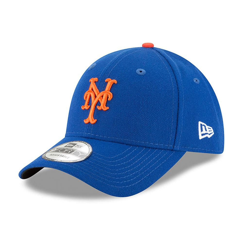 New Era - NY Mets 9Forty The League - Adjustable - Blue/Orange