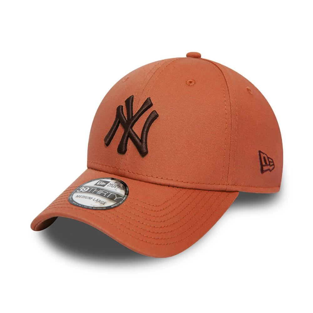 New Era - NY Yankees 39Thirty Essential - Flexfit - Brown