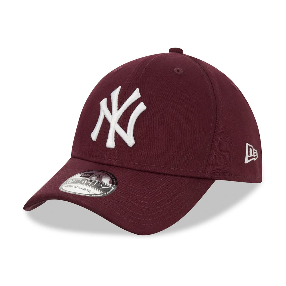 New Era - NY Yankees 39Thirty Essential - Flexfit - Maroon